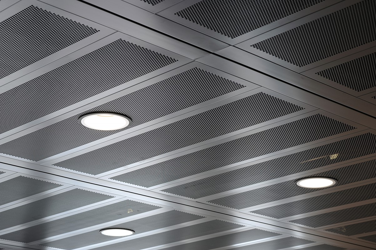 SAS150 metal ceiling